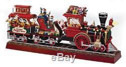 Mr. Christmas 79001 Santa's Express Music Box