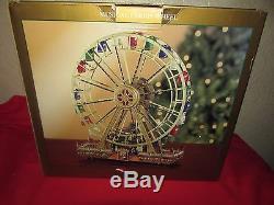 Mr. Christmas Animated Ferris Wheel Musical Lighted 30 Songs Dillard's