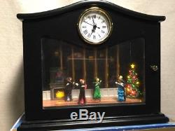 Mr. Christmas Animated Musical Chimes Ballroom Dancers Boxed