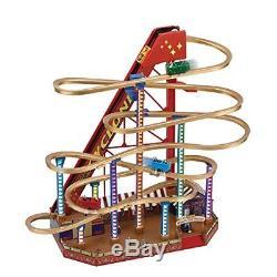 Mr. Christmas Animated Musical World's Fair Grand Roller Coaster
