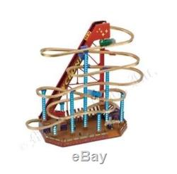 Mr Christmas Animated World's Fair Grand Roller Coaster #79751