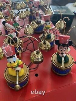 Mr Christmas Disney 1992 Mickeys Marching Band Vintage 35 Song Collectible