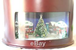 Mr Christmas Gold Label Animated Music Box Symphony Of ...