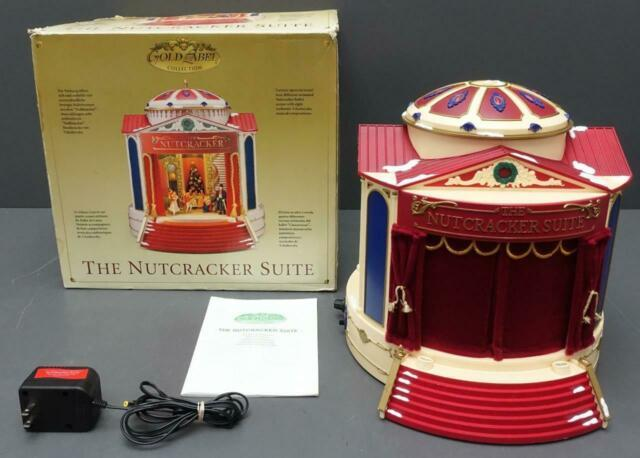 Mr. Christmas Gold Label Collection The Nutcracker Suite Musical Animated 2003