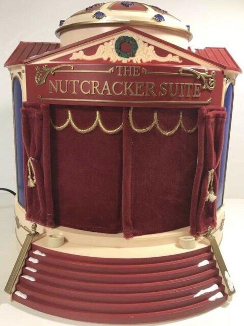 Mr Christmas Gold Label Edition The Nutcracker Suite Musical Ballet 1999