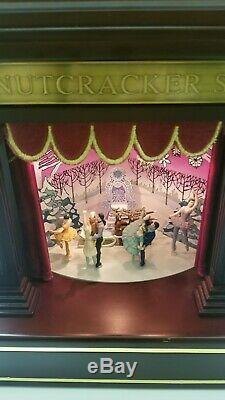 Mr Christmas Gold Label The Nutcracker Suite Animated Musical Ballet Works