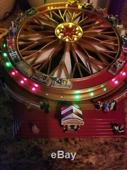 Mr. Christmas Gold Label Worlds Fair Turbine New, Rare