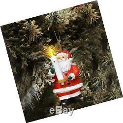 Mr. Christmas Goodnight Lights Santa Ornament Controller