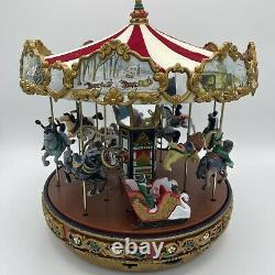 Mr. Christmas Holiday Around The Carousel Complete Animated Musical 30 Songs