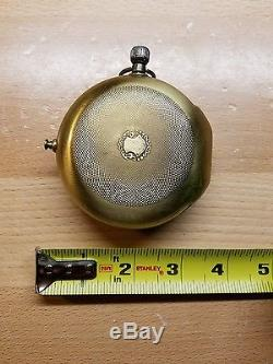 Mr Christmas It's Christmas time Trains Pocket Watch Trains Plays Music EUC rare