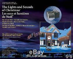 Mr. Christmas Lights and Sounds of Christmas Outdoor