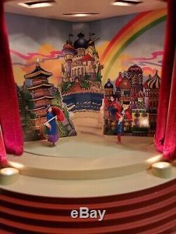 Mr. Christmas Nutcracker Suite Revolving Musical