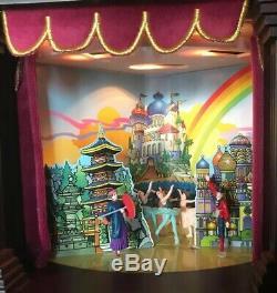 Mr. Christmas Nutcracker Suite Wood Theater Tchaikovsky