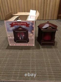 Mr Christmas Nutcracker Suite (nib)