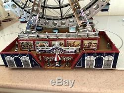Mr. Christmas Platinum Edition Worlds Fair Ferris Wheel