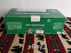 Mr Christmas Santa's Marching Band Mice Brand New in Box