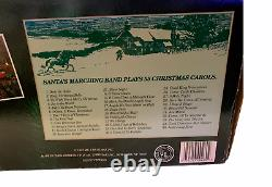 Mr Christmas Santas Marching Band 1992 Toy Soldiers 35 Tunes NOS