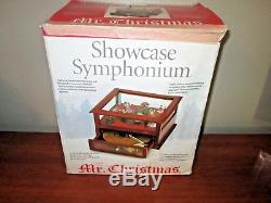 Mr Christmas Showcase Symphonium Ballroom Dancing + 16 Favorite Song Disks