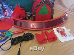 Mr. Christmas Sing Along With Santa Karaoke Musical Light Show 1993 Vintage