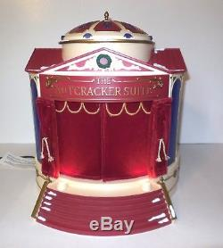 Mr. Christmas The Nutcracker Suite Animated 8 Songs 4 Scenes Works Great