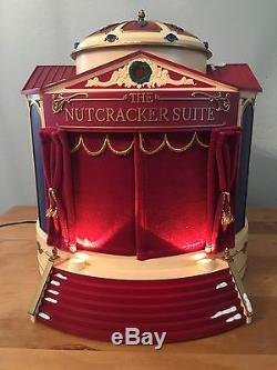 Mr. Christmas The Nutcracker Suite Animated Ballet Theater