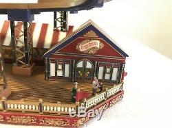 Mr. Christmas World's Fair Tornado Roller Coaster