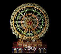 Mr Christmas Worlds Fair Grand Ferris Wheel BRAND NEW