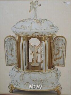 Porcelain Angel Carillon