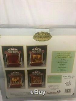 RARE 1999 Mr. Christmas Gold Label The Nutcracker Suite BRAND NEW IN BOX