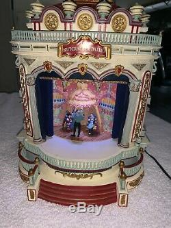 RARE Mr. Christmas European Opera House The Nutcracker Ballet Music Box WithBox