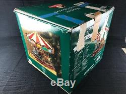 RARE Mr. Christmas Marquee Grand Carousel 16 Animated 40 Songs LED Beautiful