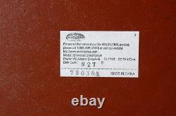 Rare! Mr Christmas Gold Label Showcase Symphonium record player music box. Works