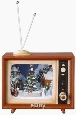 Retro Action Musicals by Roman Action Musical Lighted TV Sledders 9-Inch