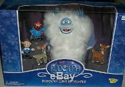 Rudolph and the Island of Misfit Toys Bumbles Rankin Bass Xmas Yukon Cornelius