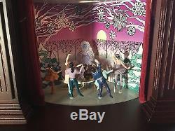 SALE! 2001 MR. CHRISTMASTHE NUTCRACKER SUITEWithTCHAIKOVSKY BALLET/IN BOX