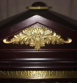 THE NUTCRACKER SUITE, TCHAIKOVSKY BALLET, Music Box, Excellent Condition
