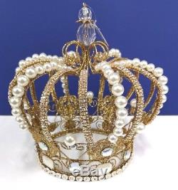 Tree Topper Crown Katherines Christmas 20-820506 New Super ...