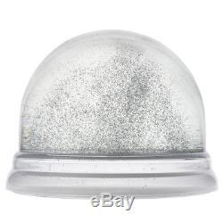 The Dreslyn Maison Martin Margiela Giant Silver Souvenir Snow Globe Snowball