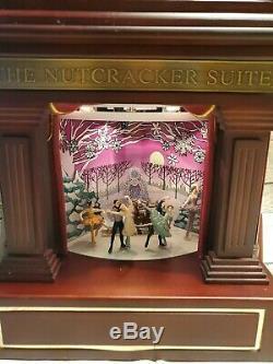 The Nutcracker Suite Animated Music Box