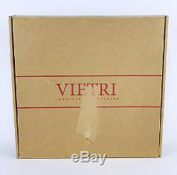 Vietri Old St. Nick's Workshop Festa Serving Bowl Limited Edition Signed 2013
