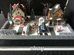 Village Display Base Platform For Dept 56 A Christmas Story Village Collection