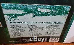 Vintage 1992 Mr. Christmas Santa's Marching Band Musical Holiday Display