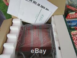 Vintage 2000 Mr Christmas Animated Holiday Symphonium Music Box Unused In Box
