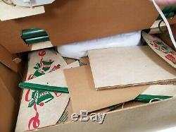 Vintage Bradford Xmas Tree Snow Maker Machine with Original Box