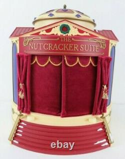 Vintage The Nutcracker Suite Mr. Christmas Gold Label Collection With Box