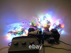 WIRELESS Mr Christmas Lights & Sounds GE Pro Line Musical Light Show Model 67811