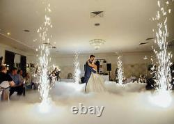Wholesale cold fountain spark machine 600w wedding party cold sparkler machine