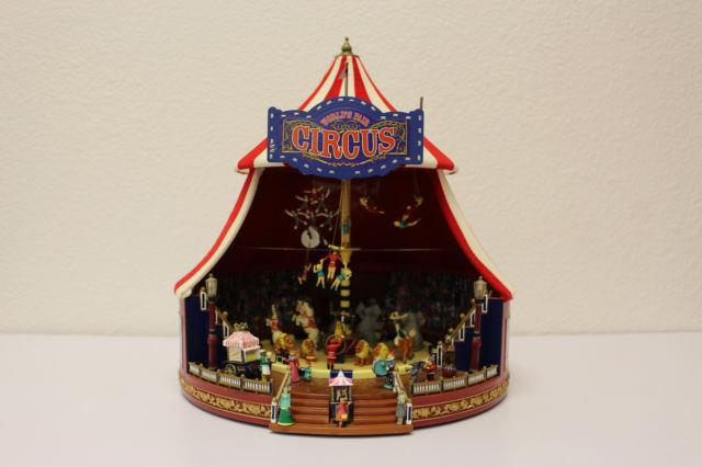 World's Fair Big Top Circus Gold Label Collection