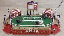 World's Fair Carriage Race Gold Label Old Time Holiday 30 Song Animated with Box